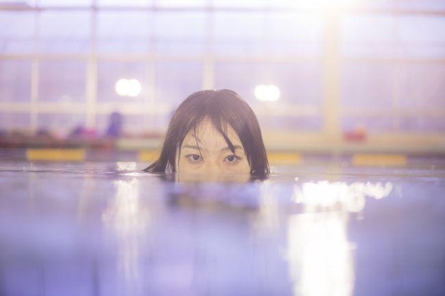 有酸素運動のプール