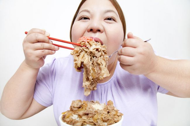 ダイエット中の夜の食事